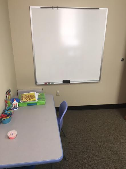 Fine Motor Treatment Room